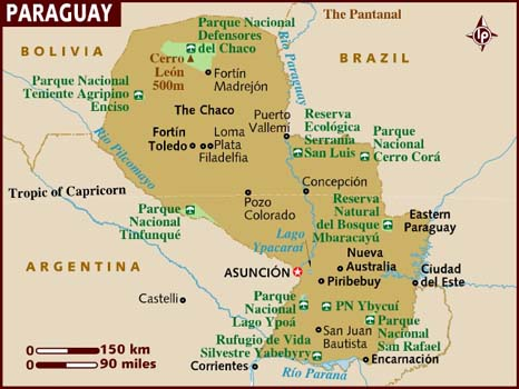 informative essay on paraguay